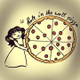 SF Hole In The Wall Pizza logo