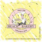 Simon's Beach Bakery Cafe