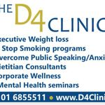 D4 Clinic | Hypnotherapy Dublin profile image.