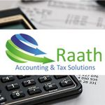 Raath Accounting and Tax Solutions profile image.