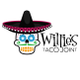 Willie's Taco Joint logo