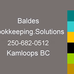 Baldes Bookkeeping.Solutions profile image.