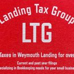 Landing Tax Group profile image.