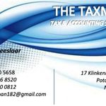 The Tax Man - Tax and Accounting Services profile image.