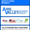 Aire valley electrical  services profile image