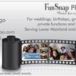 Funsnaps Photobooth profile image.