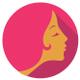Glamo Lush Beauty Bar logo