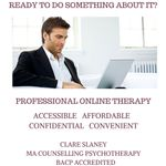 Clare Slaney Counselling profile image.