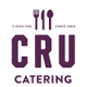 Cru Catering logo