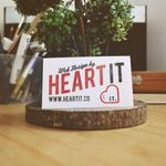 Heart IT Web Design profile image.