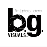 B.G. Visuals LLC Videography & Photography profile image.