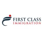 First Class Immigration logo