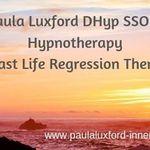 Paula Luxford - Hypnotherapist & PLR Therapist profile image.