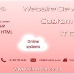 Kinotech profile image.