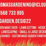 Thomas gardening and designs profile image.