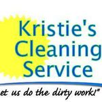 Kristie's Cleaning Service  profile image.