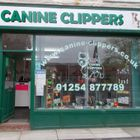 Canine Clippers of Rishton logo