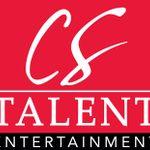 CS Talent Entertainment profile image.
