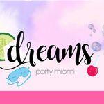 Dreams Party Miami profile image.