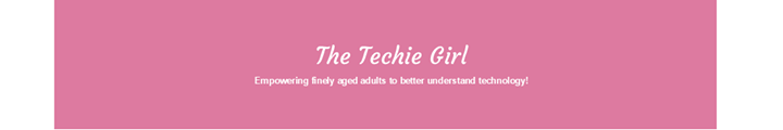 The Techie Girl profile image.