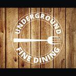 Underground Fine Dining profile image.