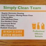Simply Clean Team profile image.