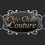 Chic chair couture.  profile image.