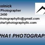 Alpha1 Photography profile image.