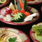 Pine Mediterranean Cuisine profile image.