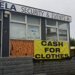 Cash for Clothes Swansea Llansamlet  samlet road profile image.