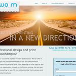 2m design and print profile image.