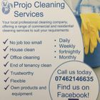 Projo Cleaning Services