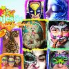 Majestic Face Painting & Body Art profile image