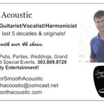 Bill Taylor.Smooth Acoustic profile image.