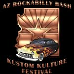 AZ Rockabilly Bash profile image.