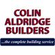 colin aldridge builders  logo