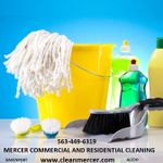 Mercer Commercial And Residential Cleaning profile image.