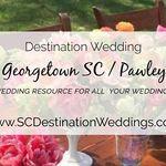 Destination Wedding - Historic Georgetown SC / Pawleys Island profile image.