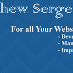 Matthew Sergenese Inc. profile image.