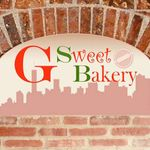 G Sweets Bakery profile image.