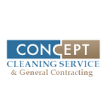 Concept Cleaning Service profile image.
