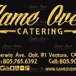 Game Over Catering profile image.