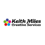 Keith Miles Creatrive Services profile image.