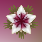 Ghost Flowers profile image.