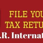 M.R. International Income Tax Services profile image.