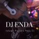 DJ Enda logo