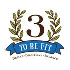 3 To Be Fit logo