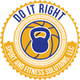 Do It Right Sport and Fitness Solutions logo