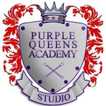 Purple Queens Academy Studio profile image.