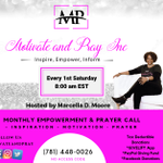 Motivate and Pray, Inc. profile image.